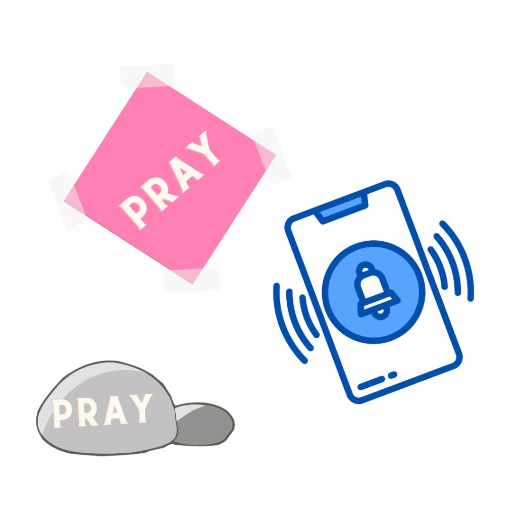 never underestimate the power of prayer